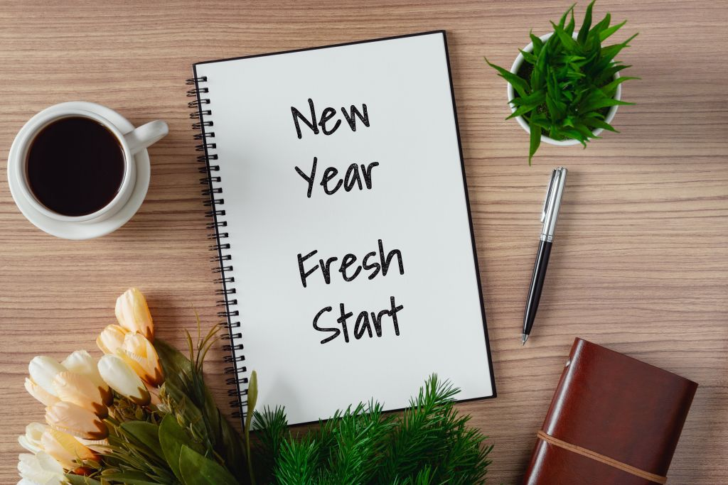 Tips to Help you Keep your New Year's Resolutions