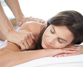 Holistic, deep tissue and sports massage