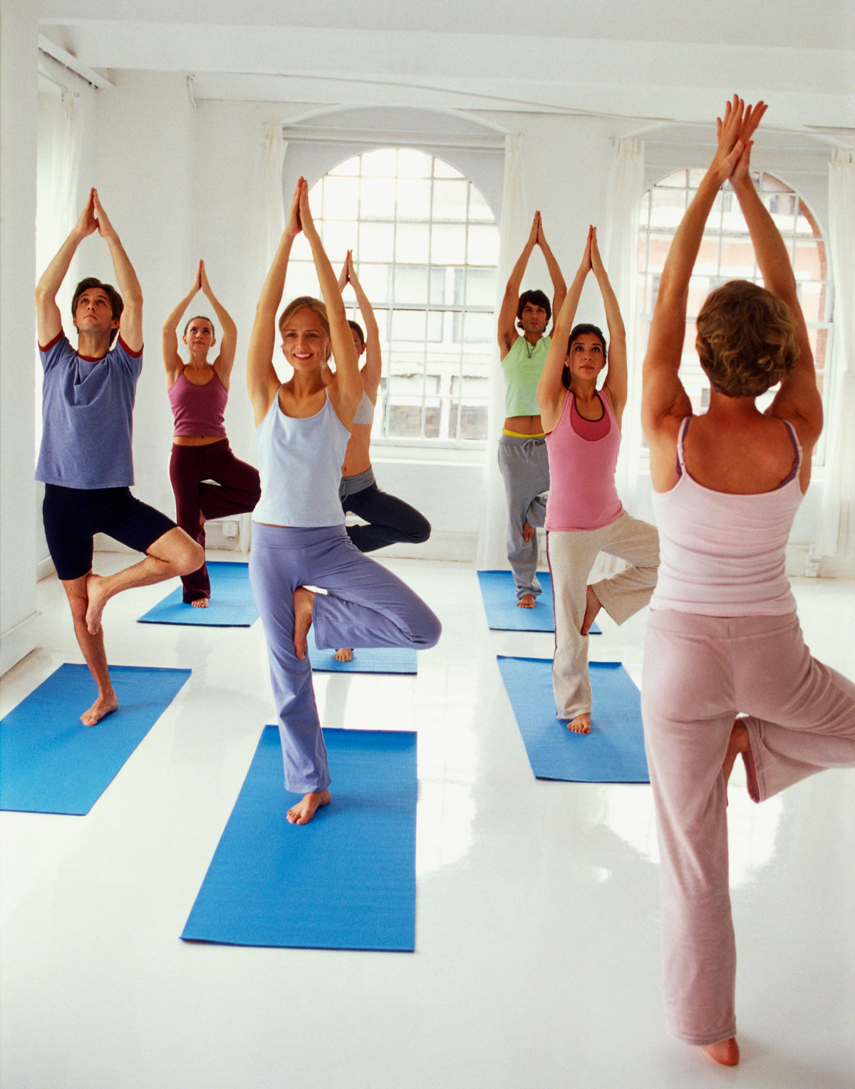 Yoga and Pilates Classes at Work | On Site Massage Co
