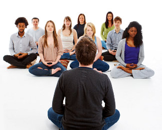 Mindfulness and Meditation At Events
