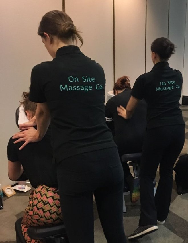 massage at event