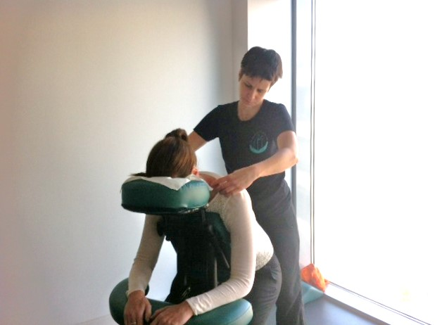 On Site Office Massage