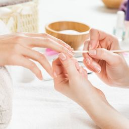 manicures at events